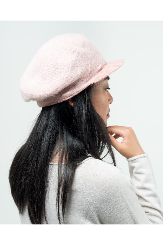 Argyle cap